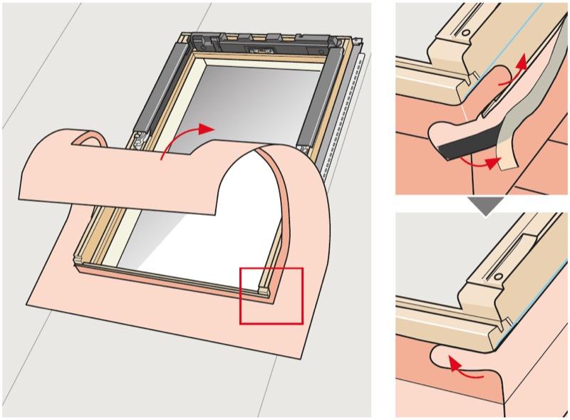 isolamento tetto in legno - Bagno con Velux e tetto in legno, cosa controllare per evitare problemi e difetti 8