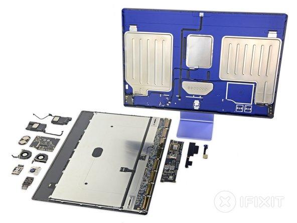 Tips per lavorare on-line - iMac 24 base, ho una critica diversa 14