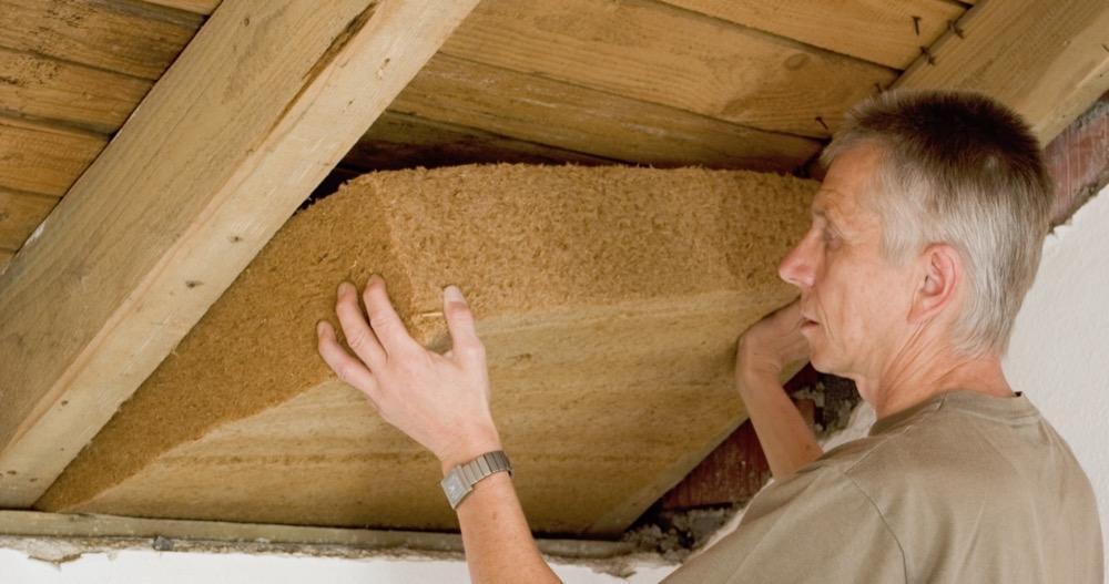 isolamento tetto in legno - Sul tetto 30cm di lana di roccia si comportano come 20cm di fibra di legno 38