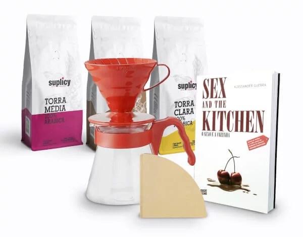 Presentes criativos para o Dia dos Namorados Suplicy Kit Coador - Presentes criativos para o Dia dos Namorados
