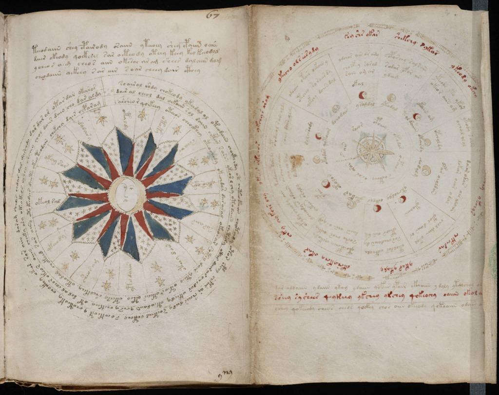 El libro más enigmático del mundo: El manuscrito Voynich