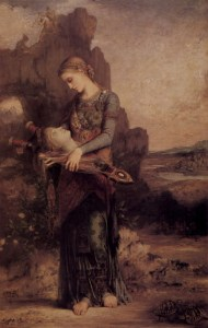 Lee más sobre el artículo Orfeo y Eurídice. Una trágica historia de amor griega.