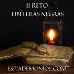 II Reto de relatos cortos «Libélulas Negras»