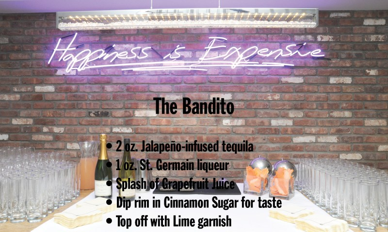 Traditional Home Magazine Event - Bandito Recipe