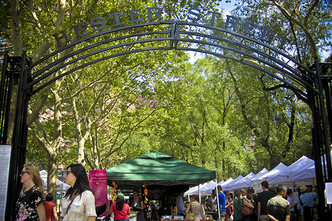 Date Your City | NYC Street Fair Guide