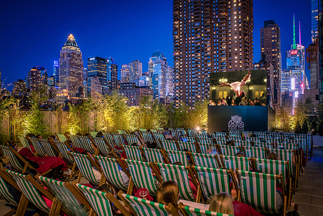 Date Your City | It's Rooftop Cinema Season