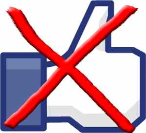 cacher j'aime Facebook