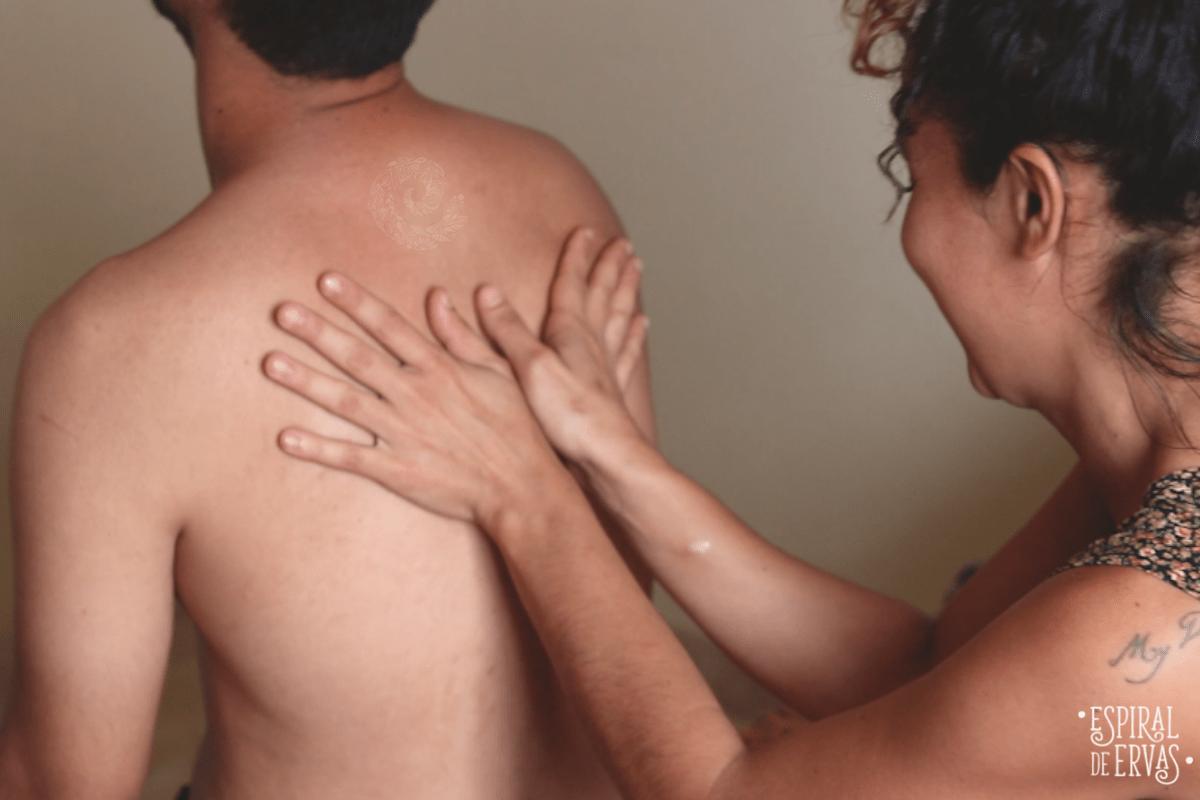 Óleo de Massagem Corporal Relaxante