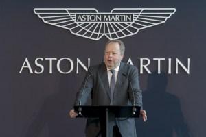 Posible compra de Aston Martin por Lawrence Stroll