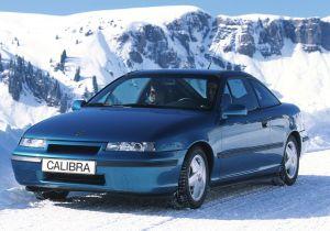 Opel Calibra V6 de 1994
