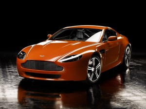 V8 Vantage – N400, Power Upgrade y Sports Pack