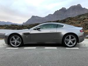Aston Martin V8 Vantage de 2006