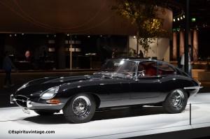 Jaguar E-type 4.2 Coupe Series 1 de 1965