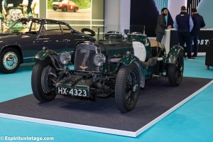1931 Aston Martin Team Car LM7