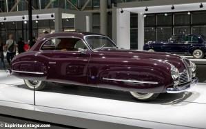 Delahaye 135 MS Coupé Ghia-Aigle 1949