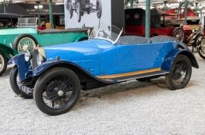 1922-1926 Bugatti tipo 30