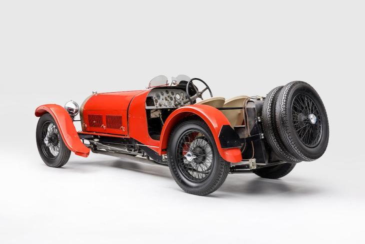 1928 PEDROSO ROADSTER