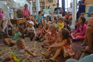 Tales for Tots-Chincoteague Island Library @ Chincoteague Island Library | Chincoteague Island | Virginia | United States