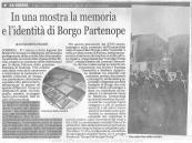 Articolo Borgo Partenope 2012