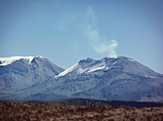 Vulcano El Misti, Perù