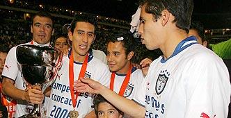 pachuca fue el ultimo equipo en llevarse el trofeo a casa