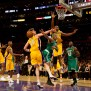 Heat Vs Lakers Abc S Largest Audience For Non Christmas