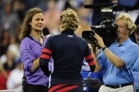 Pam Shriver - US Open - August 27, 2012