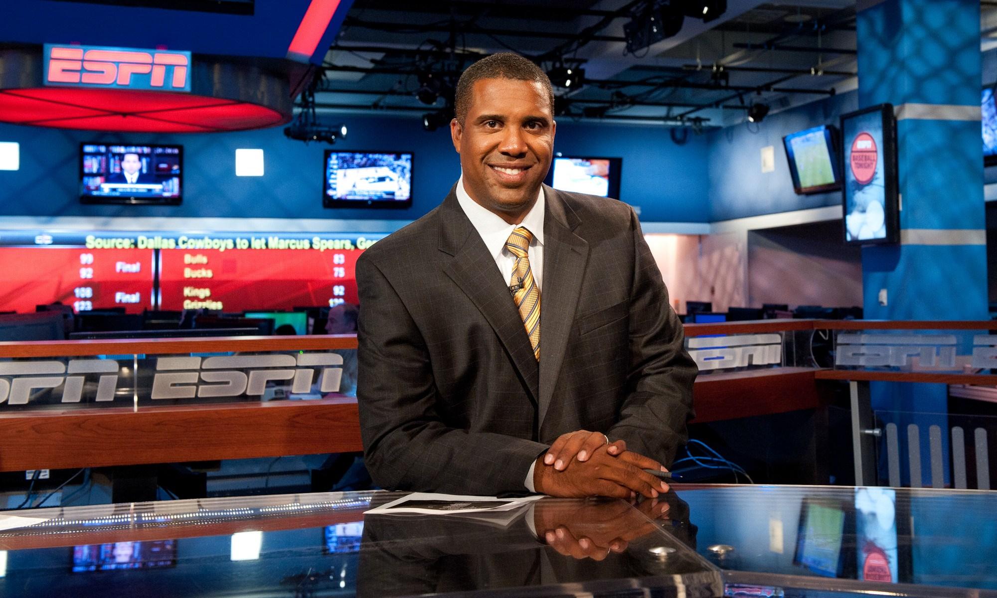 Eduardo Perez Returns To Espn As Baseball Tonight Analyst