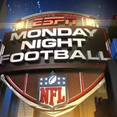 Philadelphia Eagles Chair Wooden Deck Chairs Uk Espn's 2016 Monday Night Football Schedule - Espn Mediazone U.s.