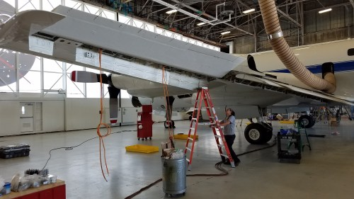 small resolution of p 3 wing instrument wiring installation