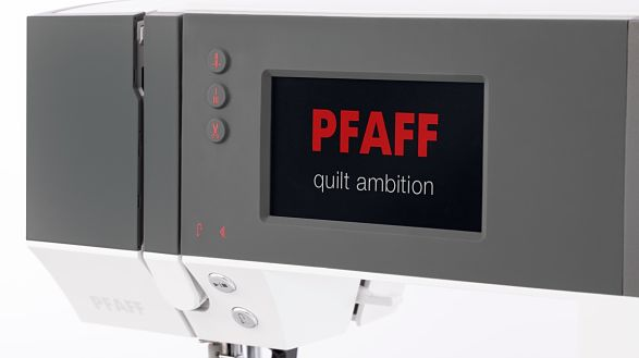 Pfaff Ambition 630 Display