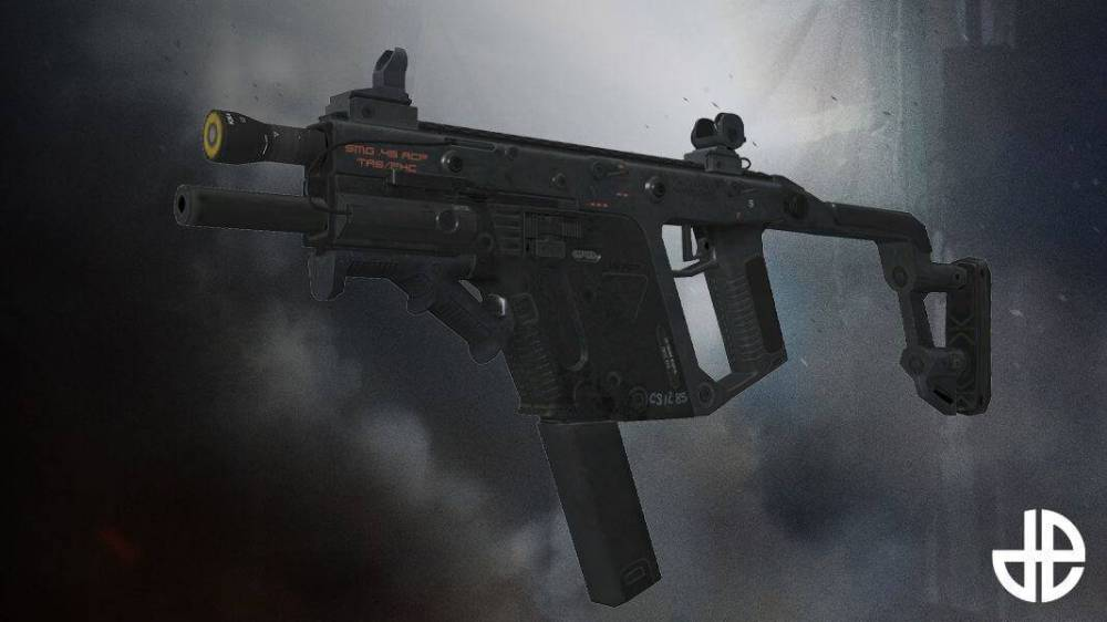 vector crb ghosts cod
