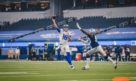 Rams x Cowboys NFL