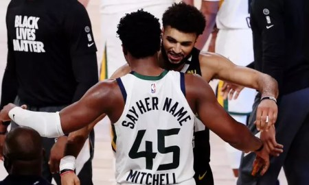 Donovan Mitchell x Jamal Murray