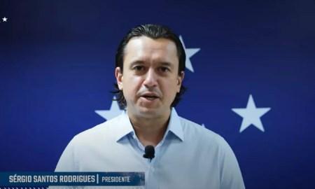 Presidente do Cruzeiro desmente que tenha pedido trégua à torcida