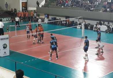 Uberlândia/Start Química/Gabarito vence na estreia da Superliga B