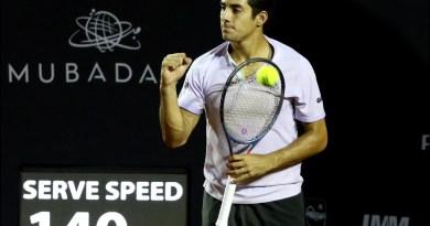 Garin é o novo campeão do Rio Open