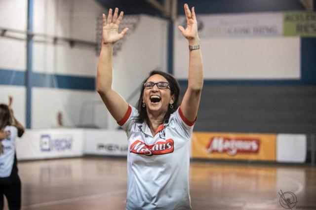 Cris Souza entre as melhores treinadoras do planeta – ESPORTESNET