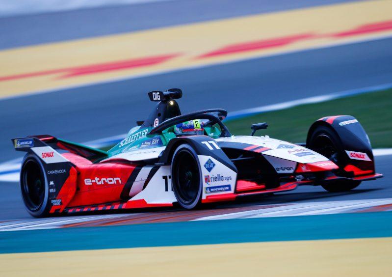 Lucas Di Grassi conquista pontos na Fórmula E na Espanha
