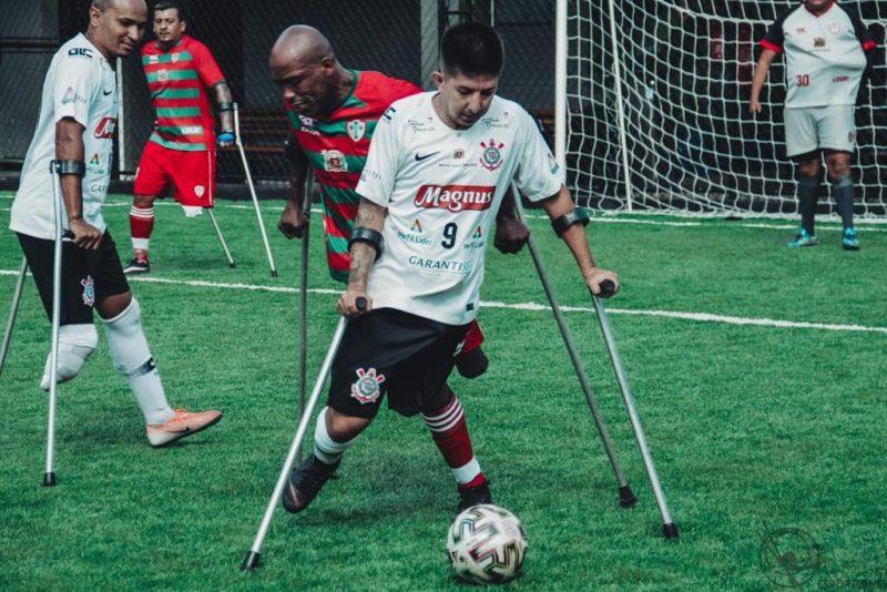 Rogerinho R9, um gigante na luta pela inclusão através do esporte