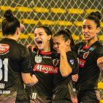 CATS vence Leoas da Serra e esta na Libertadores de Futsal Feminino