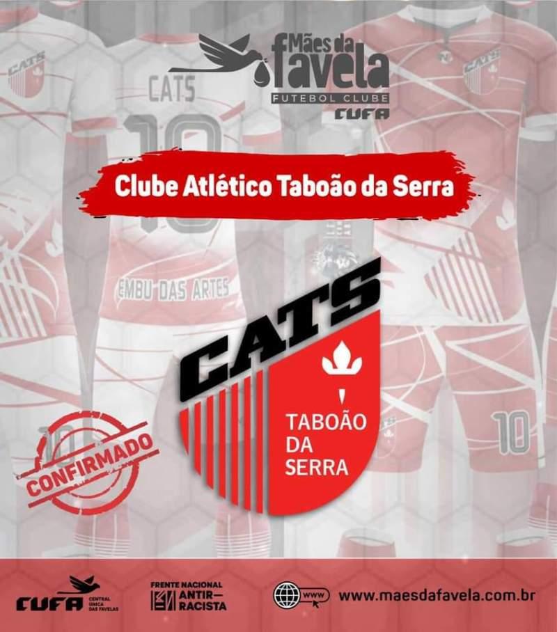 CATS se une a ação da CUFA