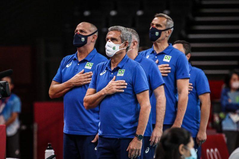 Rei das finais: Zé Roberto nunca perdeu uma final olímpica e busca seu quarto ouro