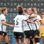 Em Araraquara, atual campeão Corinthians vence a Ferroviária pelo jogo de ida da semi-final do Brasileirão feminino