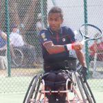 Brasil estreia com vitórias no Mundial de tênis em cadeira de rodas