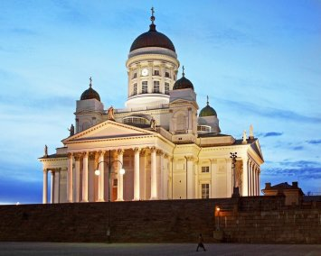 Catedral Helsinque