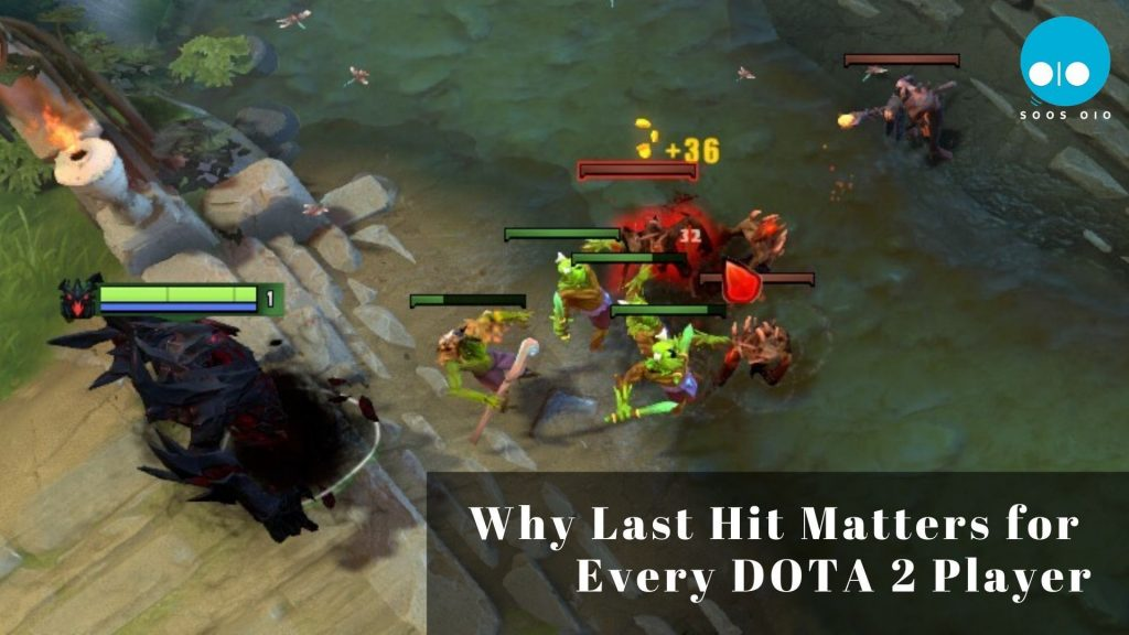 Basic Gameplay Dota 2