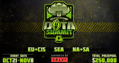 Turnamen Dota Summit 13