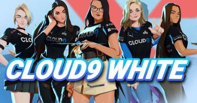 Cloud9 White Valorant