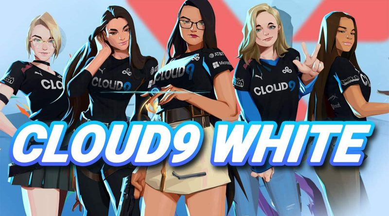 Cloud9 White Juarai VCT Game Changers North America S1